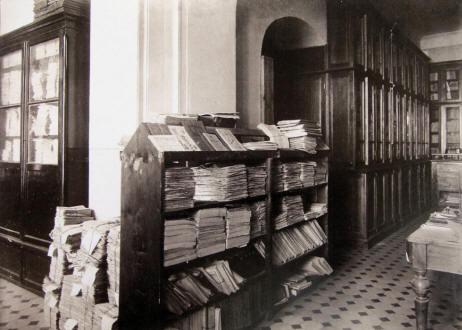 Фото 16 первый этаж библиотека